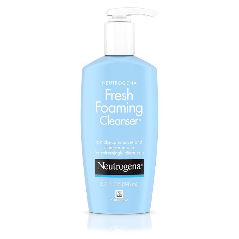 NEUTROGENA FRESH FOAMING CLEANSER X 198ML