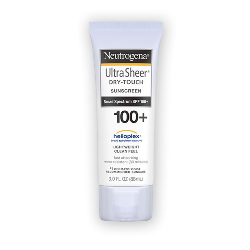 NEUTROGENA ULTRA SHEER DRY TOUCH SPF100