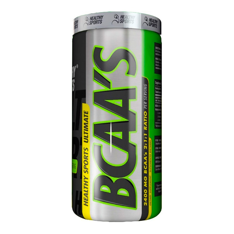 ULTIMATE BCAAS 2400MG FRASCO X 90 CAPSULAS