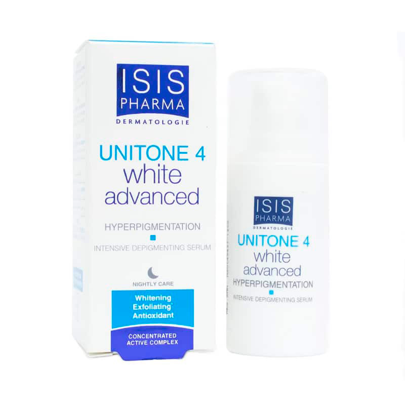 ISISPHARMA UNITONE 4 WHITE ADVANCED X 15ML.IP