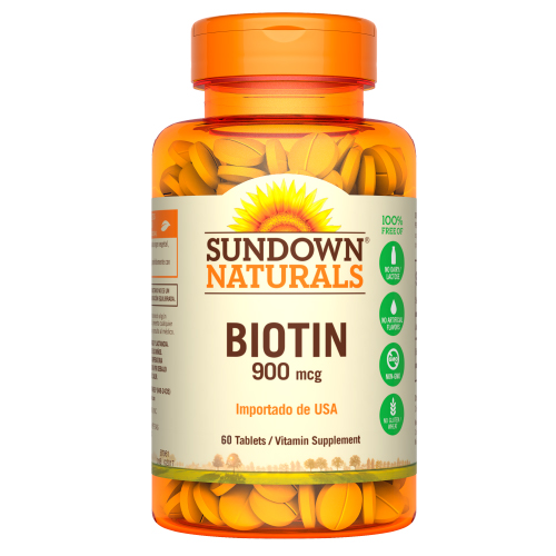 BIOTIN 900MG.60CAP.SD