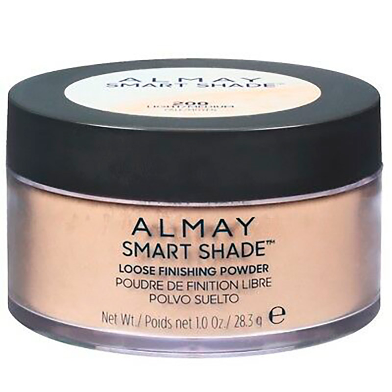 ALMAY SMART SHADE POLVO SUELTO LIGHT X 100GR