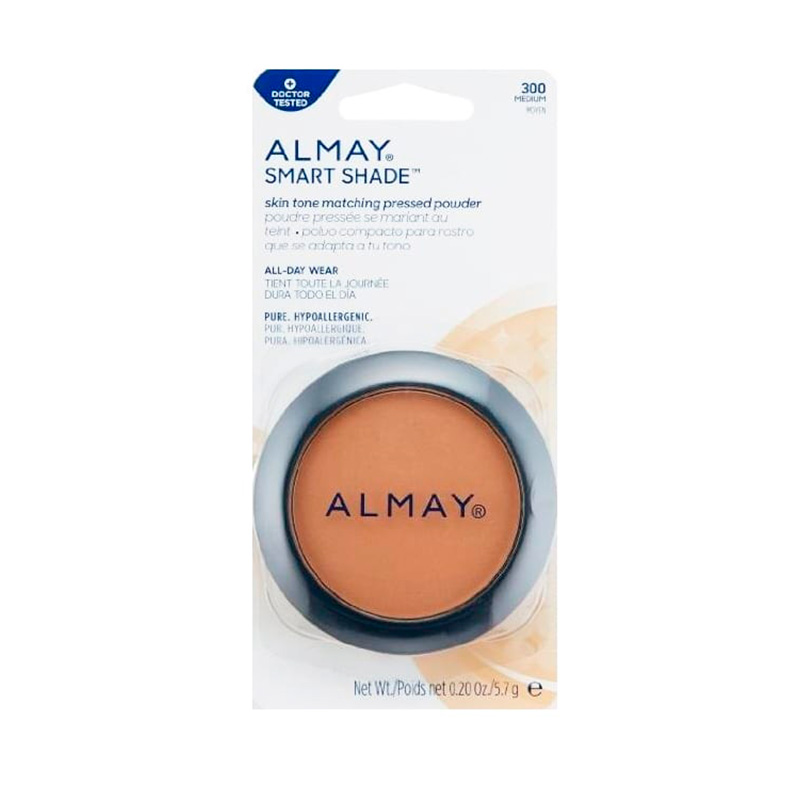 ALMAY SMART SHADE POLVO COMPACTO MEDIUM RF300