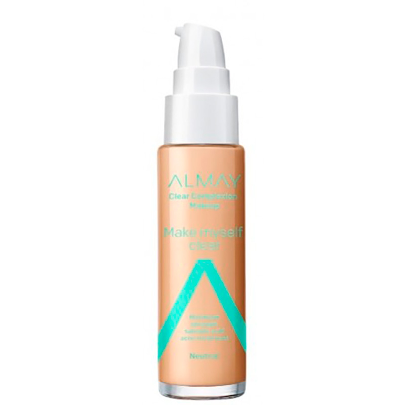 ALMAY BASE LIQUIDA COLOR NEUTRAL CLEAR COMPLEXION
