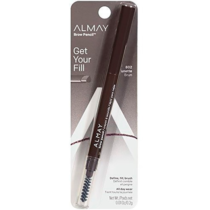 ALMAY BROW PENCIL BRUNETTE 802 PR