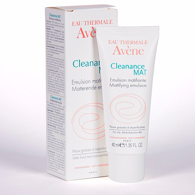 EAU THERMALE AVENE CLEANANCE MAT EMULSION MATIF. X 40ML.PR