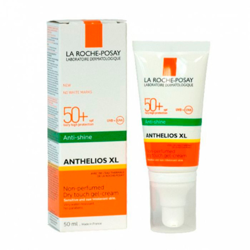 ANTHELIOS CLEAN TOUCH SP 50+ X 50ML LC
