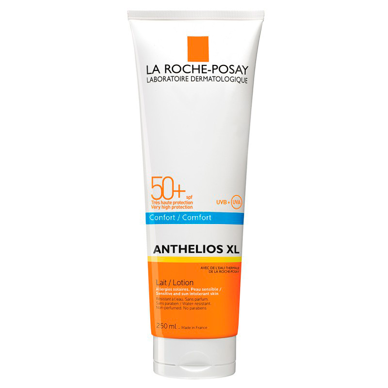 ANTHELIOS LAIT 50+ X 250ML LC