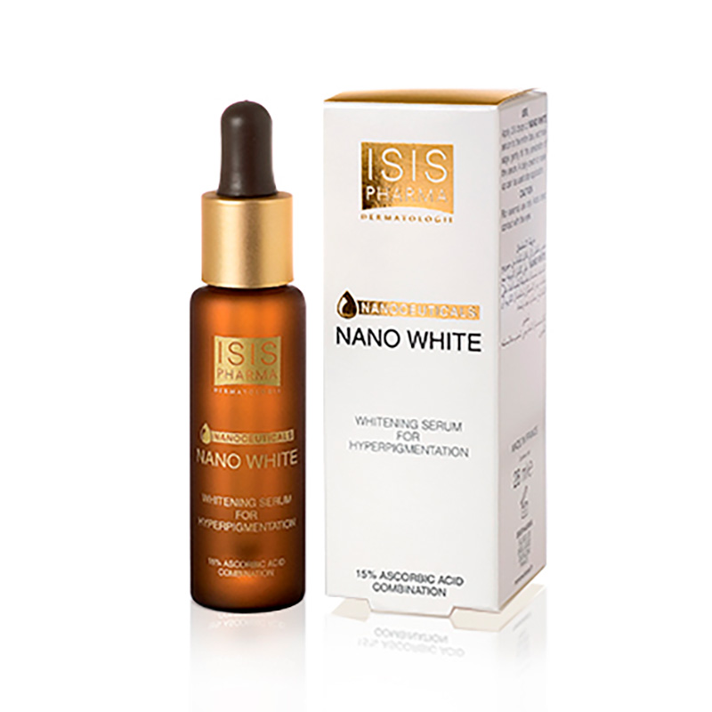 NANOCEUTICALS NANO WHITE SERUM 15% X 28ML.IP