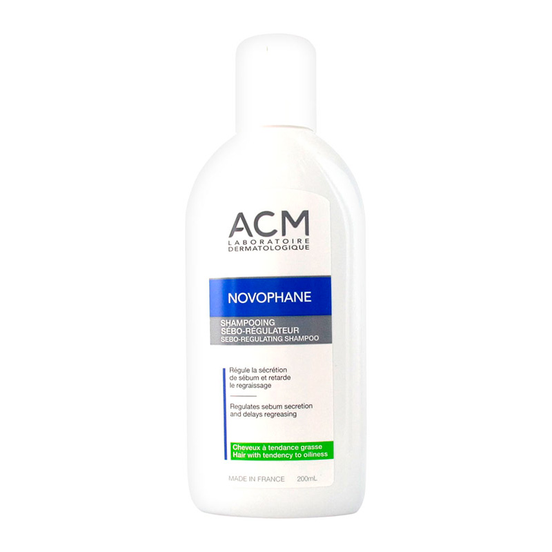 ACM SHAMPOO SEBO-REGULADOR X 200ML.EP