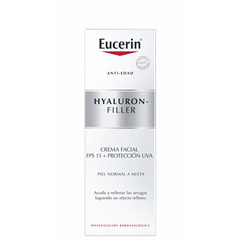 EUCERIN CREMA FACIAL FPS15 PIEL NORMAL A MIXTA X 50ML.BD