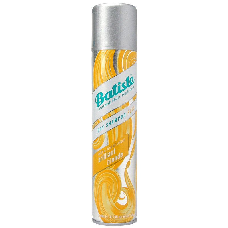 BATISTE DRY SHAMPOO BRILLIANT BLONDE NAISSANT X 200ML