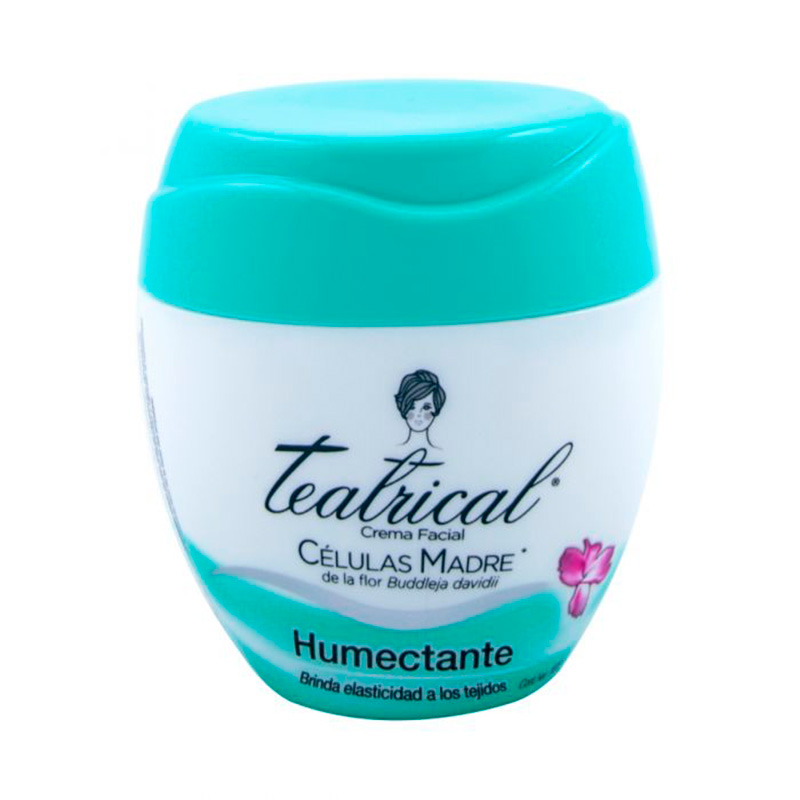 CREMA TEATRICAL HUMECTANTE 100 G(SF)