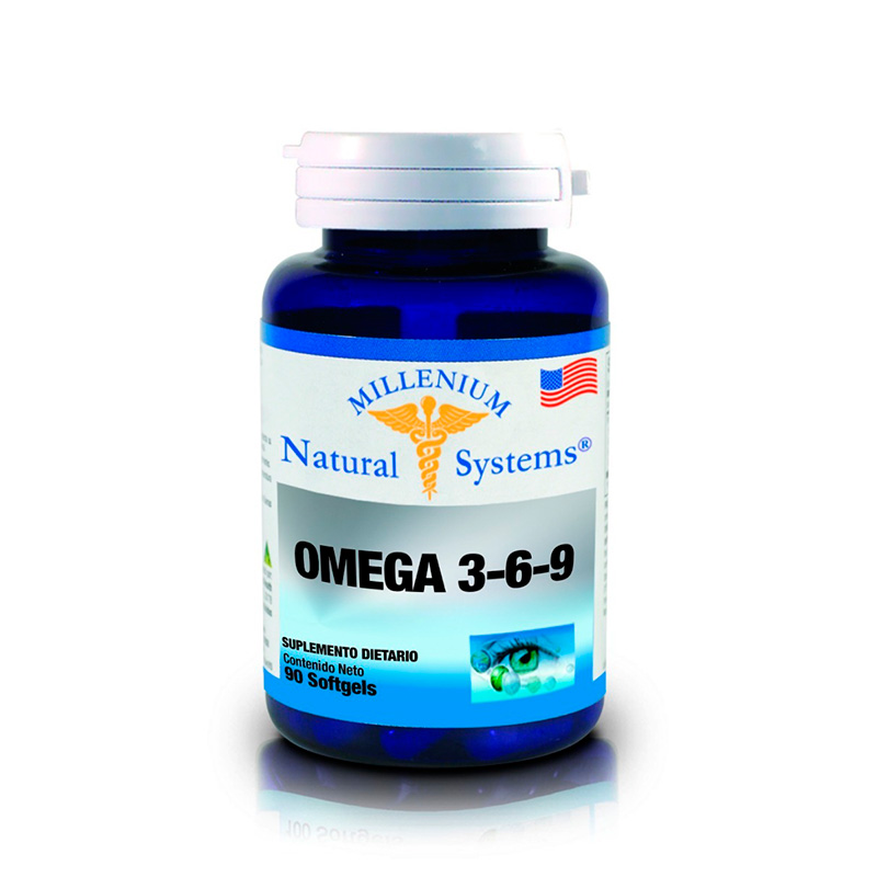 NATURAL SYSTEMS OMEGA 3-6-9 X 90CAP.NS