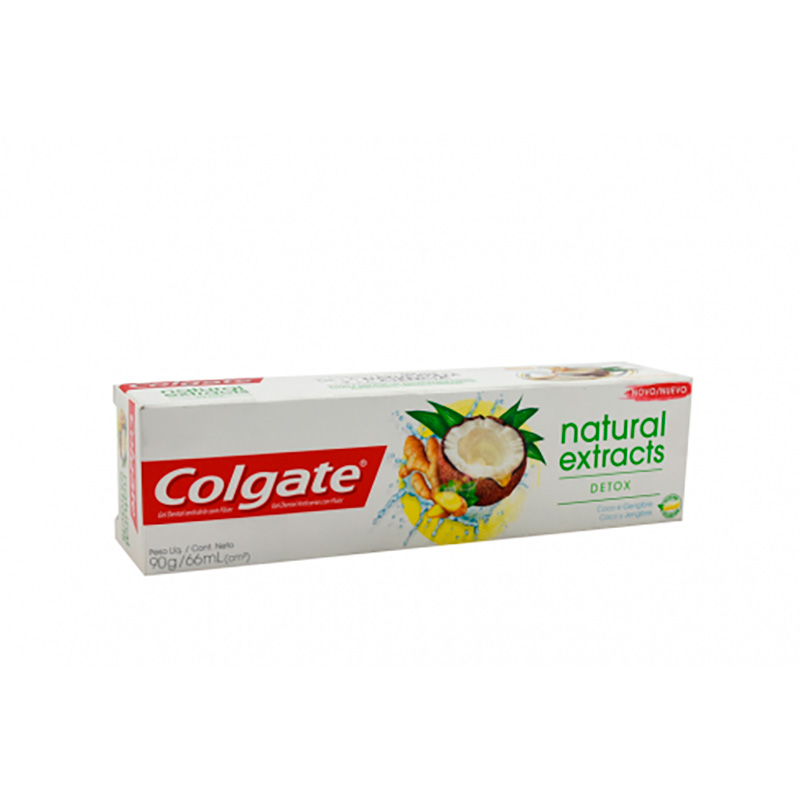COLGATE NATURAL EXTRACTS COCO JENGIB.90G