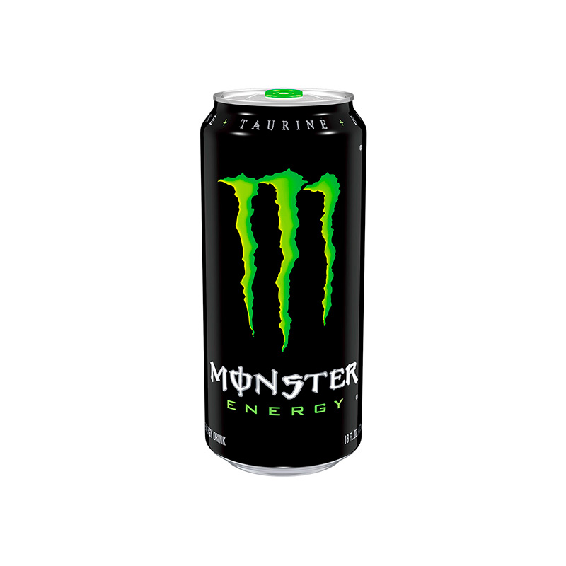 MONSTER ENERGY BEBIDA ENERGIZANTE X 473ML.CC