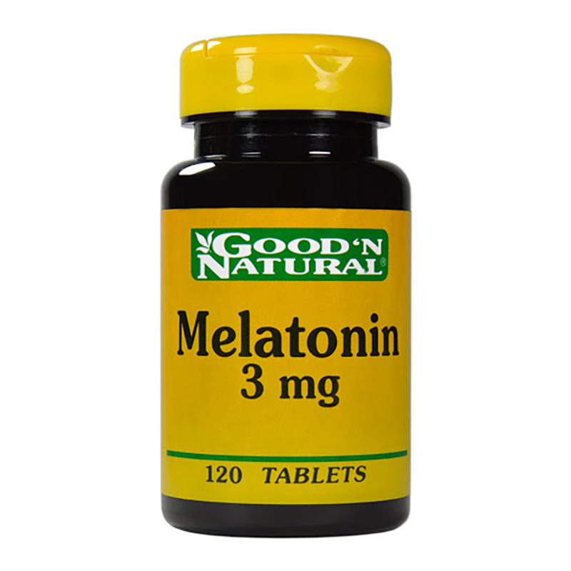 MELATONIN 3MG X 120TAB GN