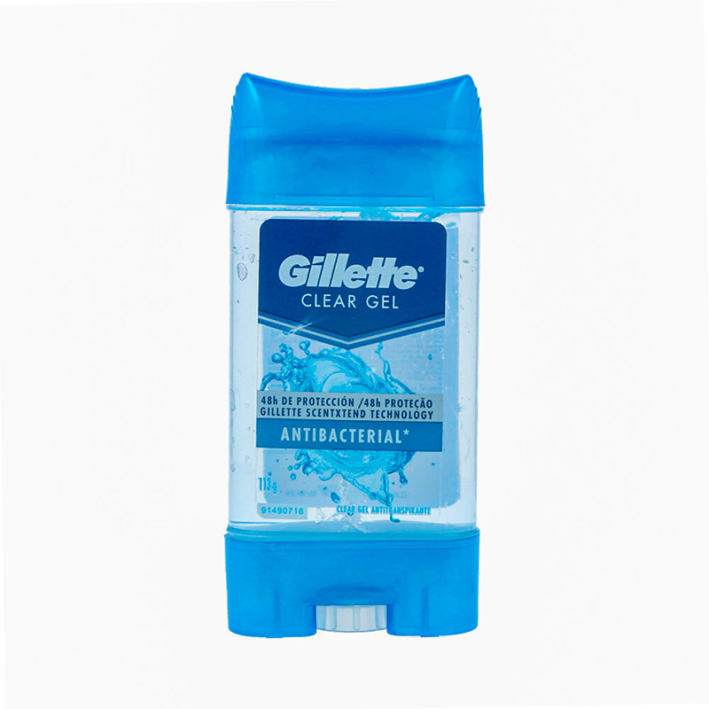 DTE GILLETTE CLEARGEL PROTEC.ANTI.113 GR