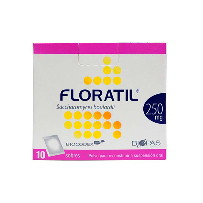 FLORATIL 250MG X 10SBS.BP