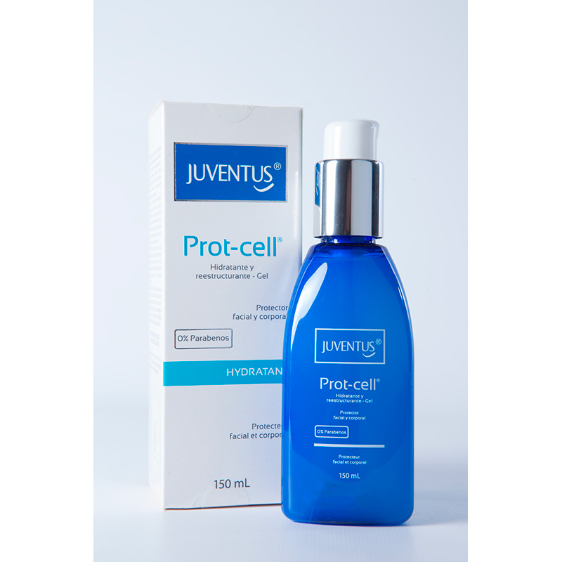 JUVENTUS PROT-CELL HYDRATANTE Y REESTRUCT.-GEL X 150ML.BS