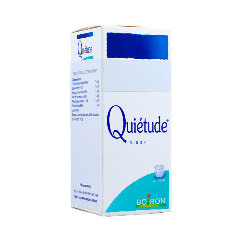 QUIETUDE SIROP X 200ML.LF