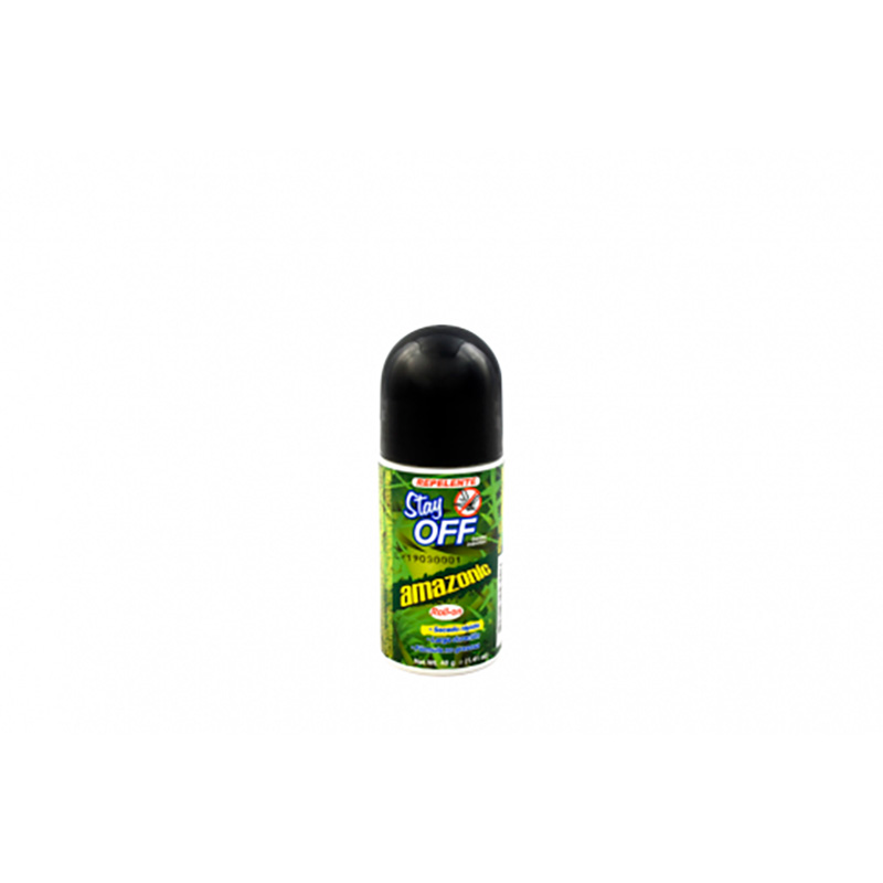 REPELENTE STAY OFF ROLL-ON AMAZONIC X 40G.BE