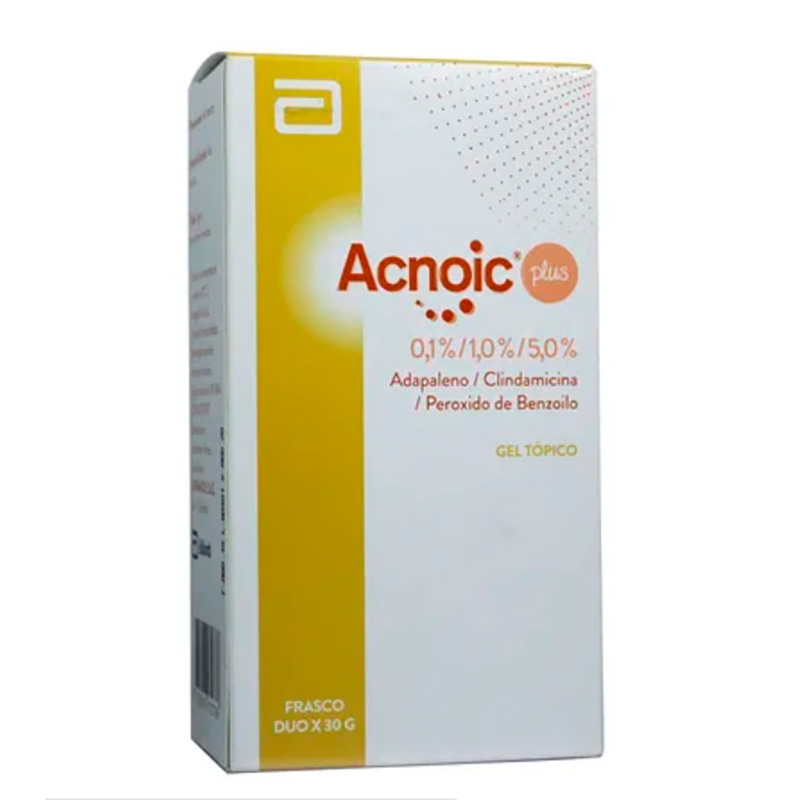 ACNOIC PLUS GEL X 30GR