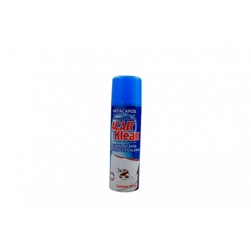 ACAR KLEAN AEROSOL X 200ML.PC