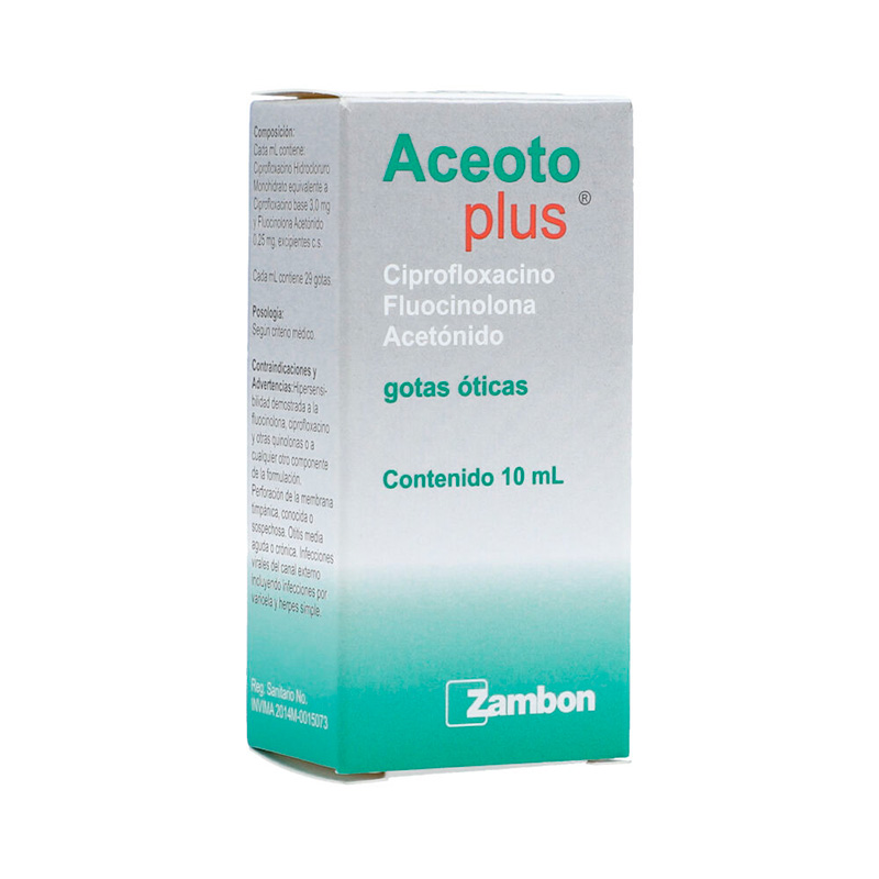 ACEOTO PLUS GOTAS X 10ML.ZBN