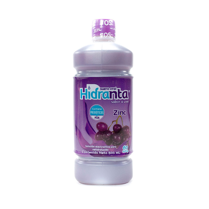 HIDRANTA 60 UVA 500 ML