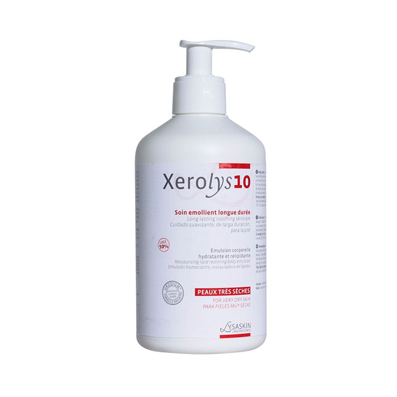 XEROLYS 10 EMULSION CORPORAL X 200ML.EE