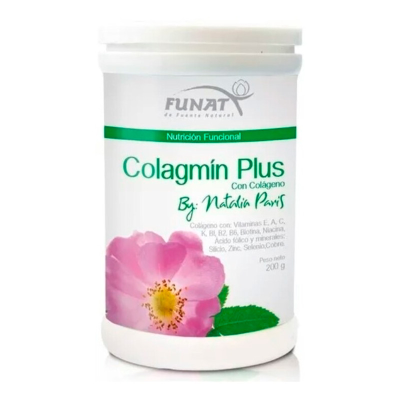 COLAGMIN PLUS BY NATALIA PARIS X 200GR.FT