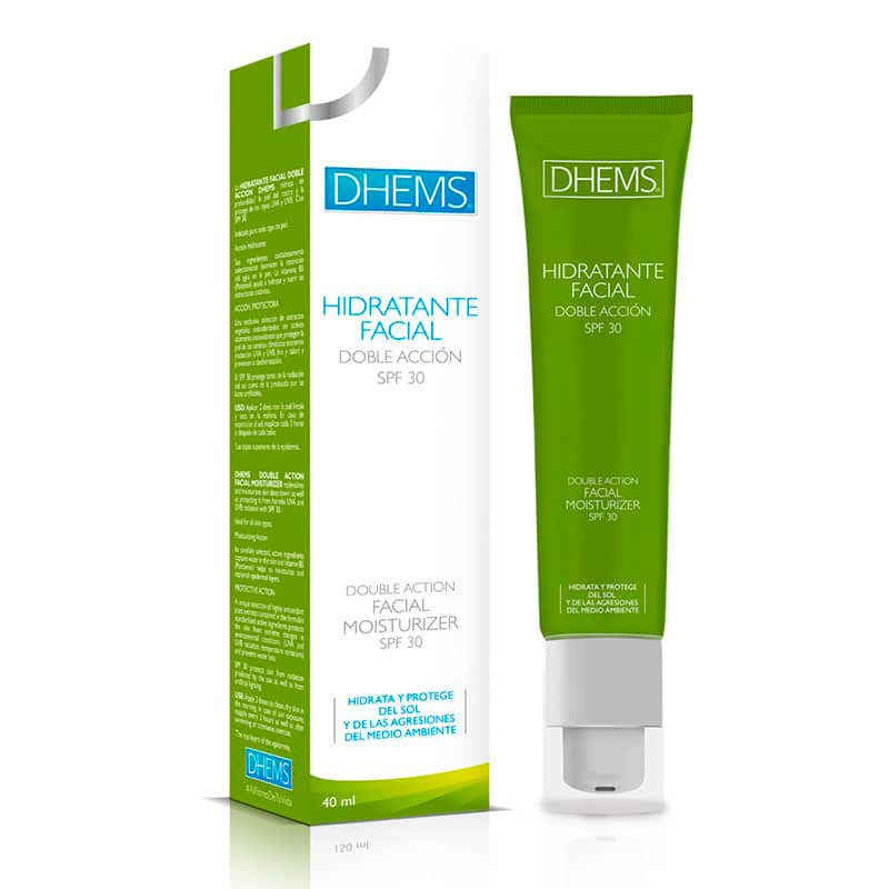 DHEMS HIDRATANTE FACIAL X 40ML