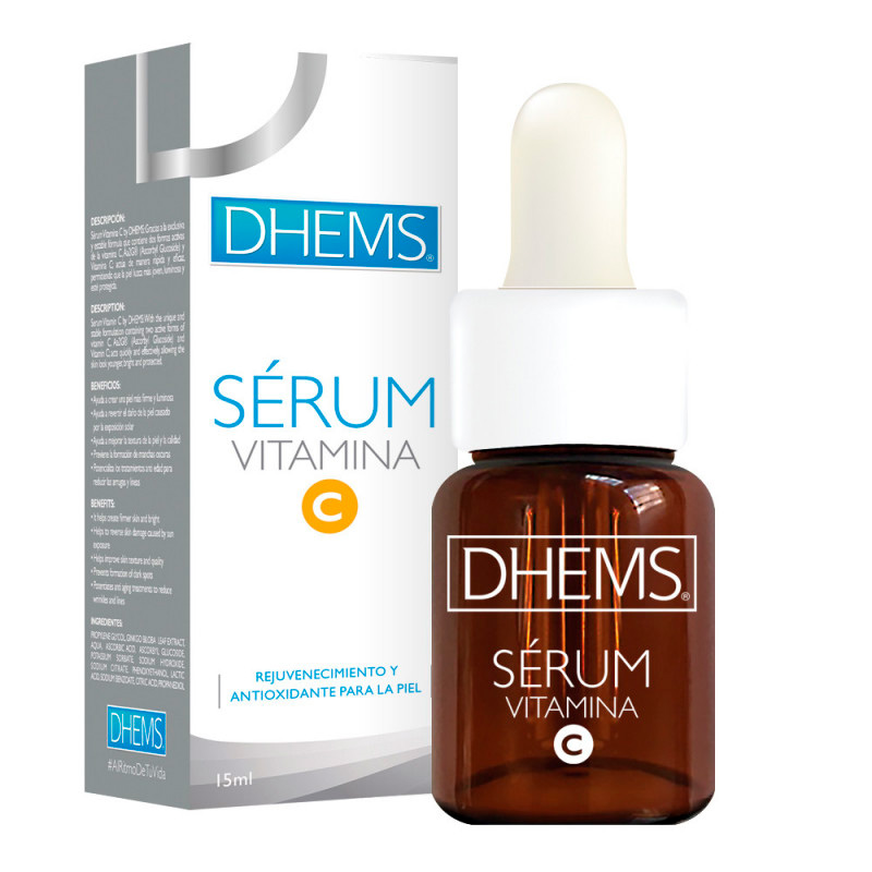 DHEMS SERUM VITAMINA C X 15ML.PR