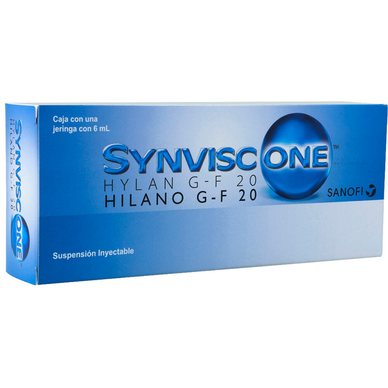 SYNVISCONE SUSP.INYECTABLE X 6ML.SF