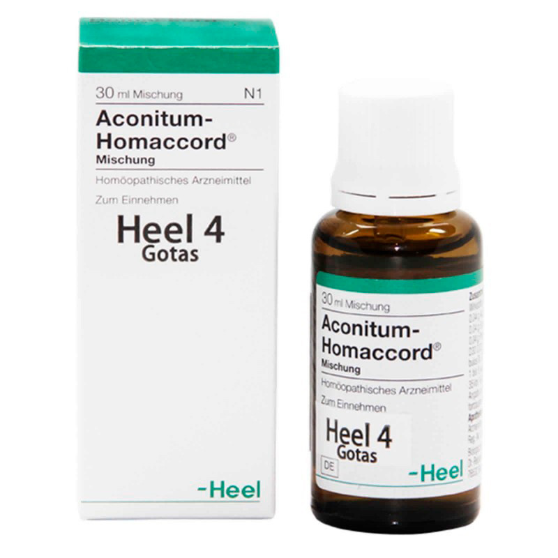 ACONITUM-HOMACORD X 30ML.H