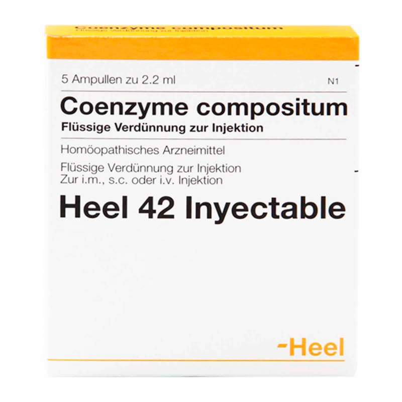 COENZYME COMPOSITUM X 5AMP HC