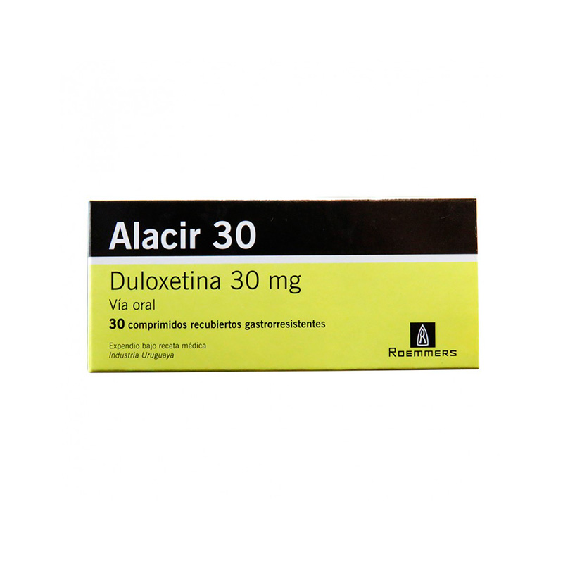 ALACIR 30MG X 30COMP SP