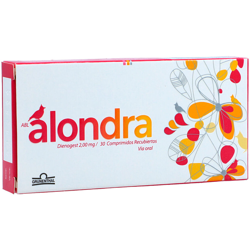 ALONDRA 2.00MG X 30COMP.GRU