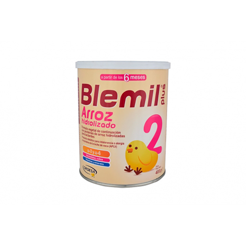 BLEMIL PLUS 2 ARROZ 400 GRAMOS