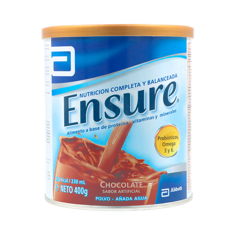 ENSURE CHOCOLATE X 400GR.AB