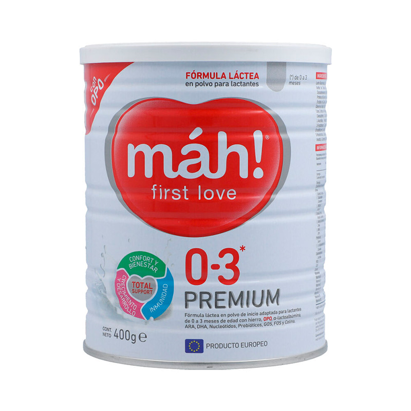 MAH FIRST LOVE 0-3 PREMIUM X 400GR.MAH