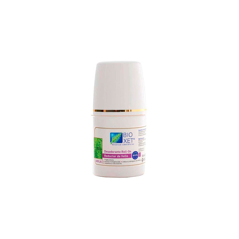 BIOXET DESODORANTE ROLL-ON REDUCTOR VELLO X50ML