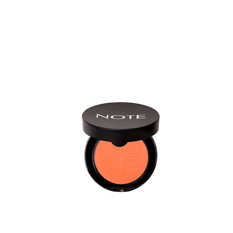 NOTE LUMINOUS SILK COMPACT BLUSHER N°3 CORAL