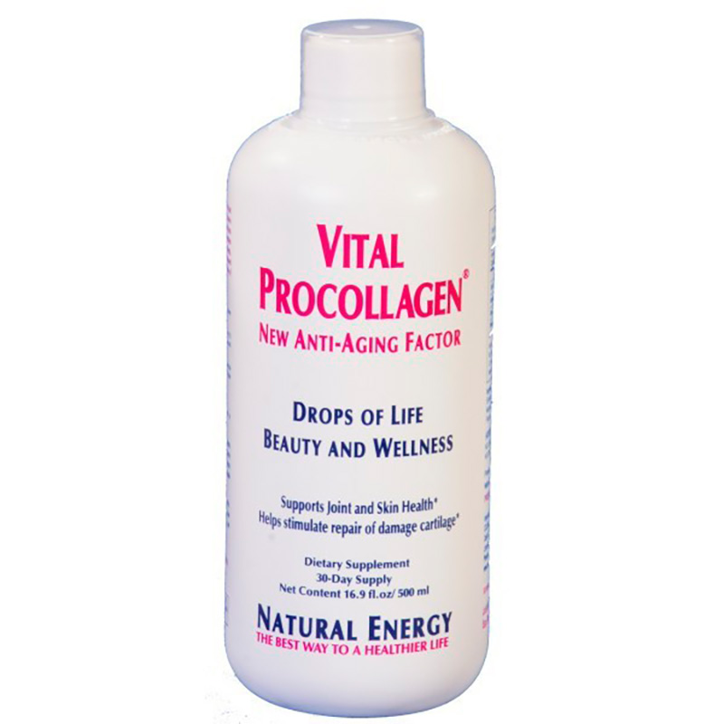 VITAL PROCOLLAGENO NATURAL 500ML
