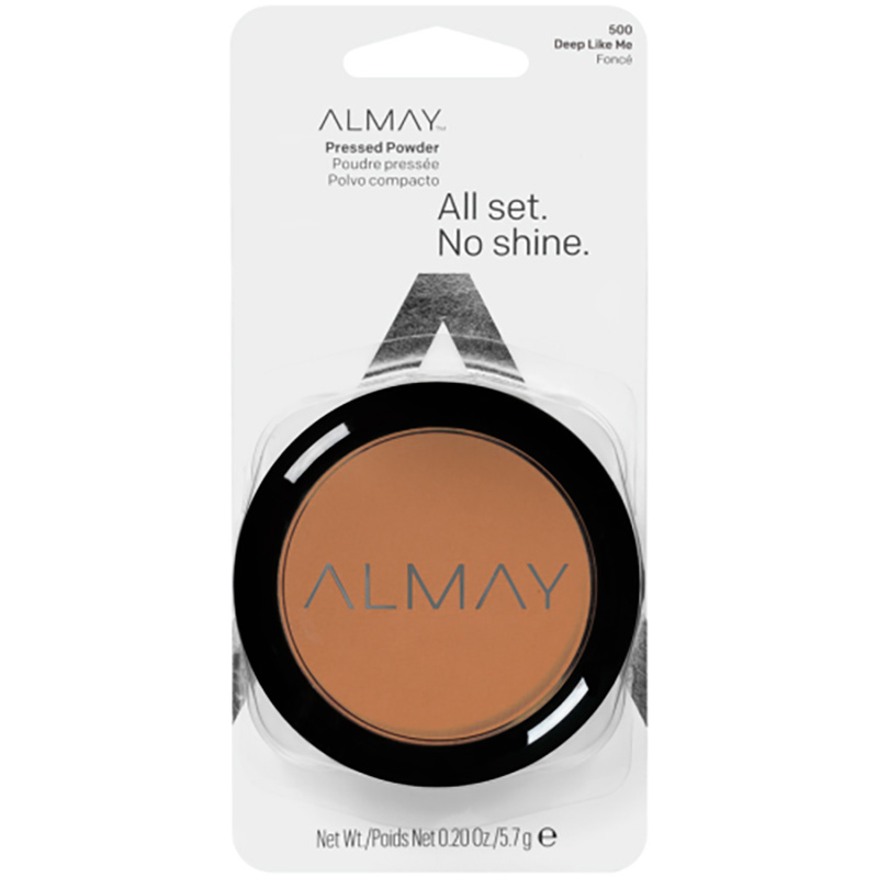 ALMAY SMART SHADE POLVO COMPACTO LIKE ME 500 PR