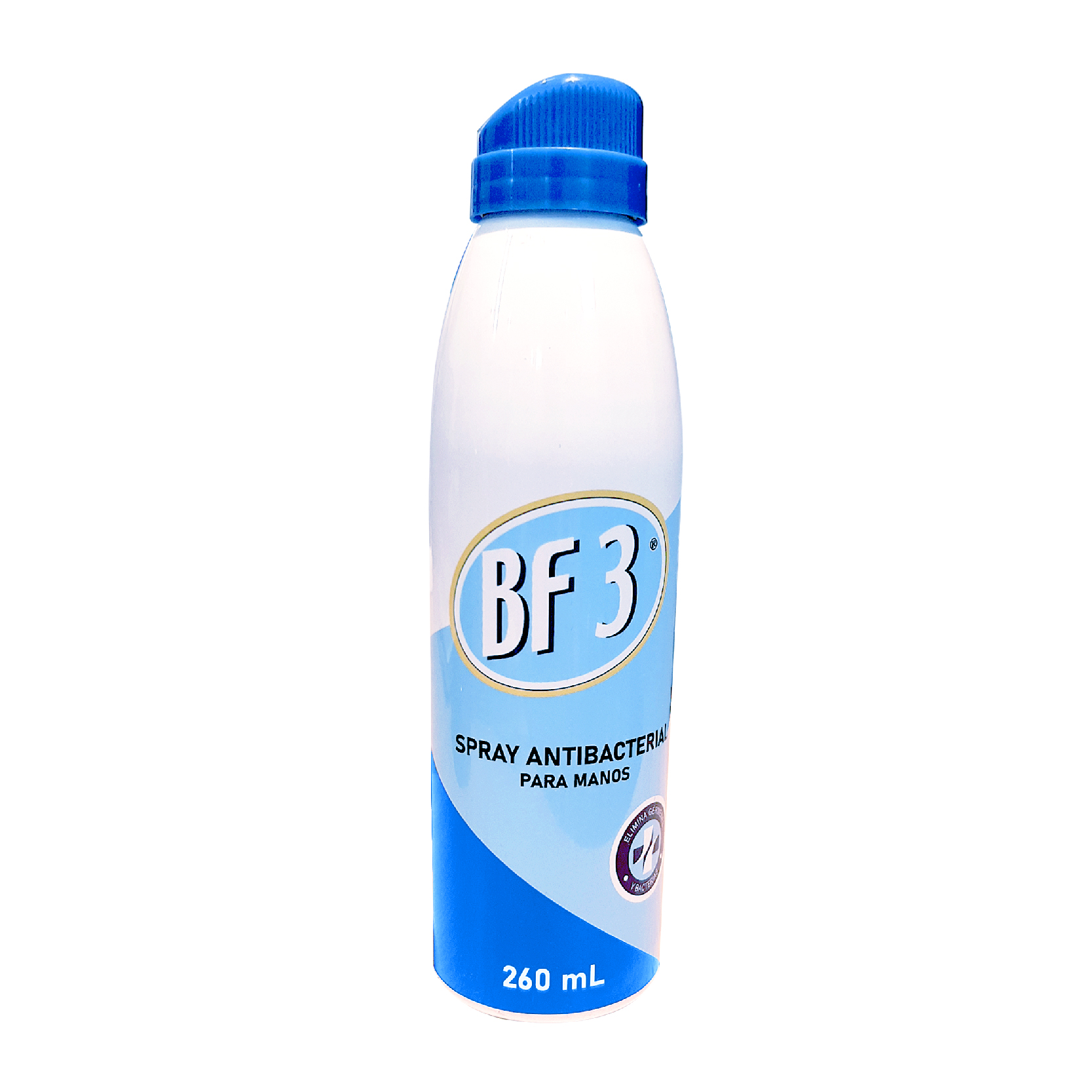 BF-3 ALCOHOL GLICERINADO PARA MANOS 65.6% X 118ML