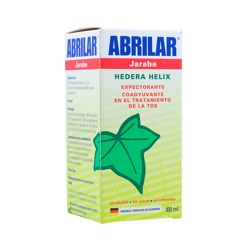 ABRILAR JARABE X 100ML.SP