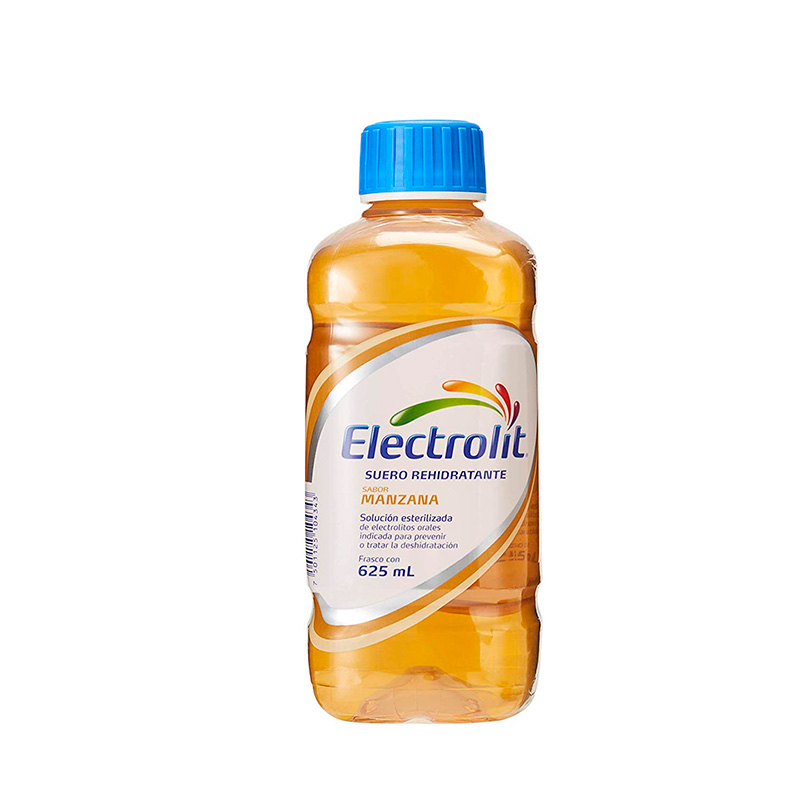 ELECTROLIT MANZANA X 625ML.PS