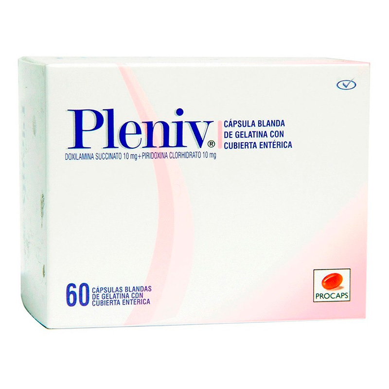 PLENIV X 60CAP PC